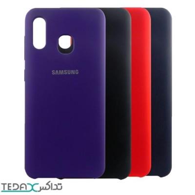 کاور سیلیکونی اورجینال سامسونگ آ 20 برند Samsung