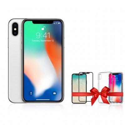 گوشی موبایل اپل آیفون ایکس - ظرفیت 64 گیگابایت + هدیه