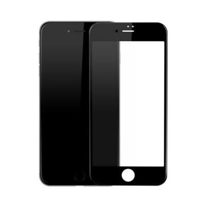 محافظ صفحه نمایش فول گلس  بیسوس مناسب برای آیفون 7 پلاس و 8 پلاس مدل - Pet Soft Edge