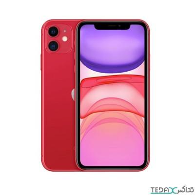 گوشی موبایل اپل آیفون 11 - ظرفیت 64 گیگابایت