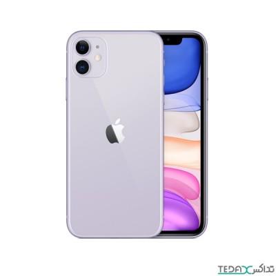 گوشی موبایل اپل آیفون 11 - ظرفیت 256 گیگابایت
