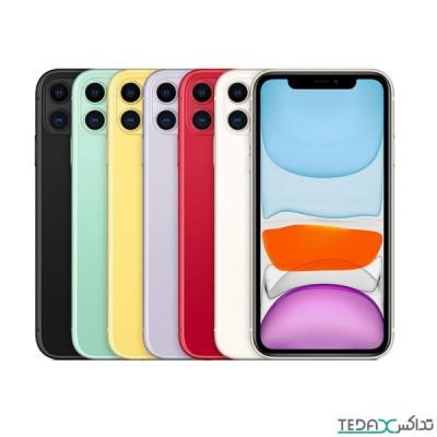 گوشی موبایل اپل آیفون 11 - ظرفیت 128 گیگابایت
