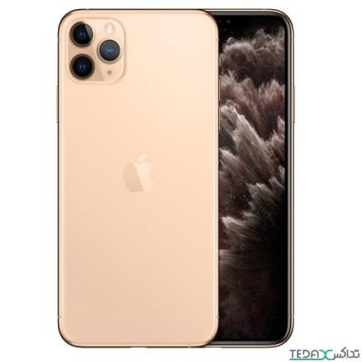 گوشی موبایل اپل آیفون 11 پرو - ظرفیت 512 گیگابایت