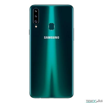 گوشی موبایل سامسونگ آ 20 اس با ظرفیت 32 گیگابایت - Galaxy A20s 2019