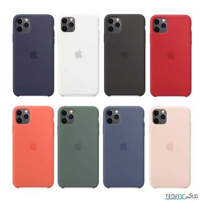 کاور سیلیکونی مناسب برای گوشی موبایل آیفون 11 پرو مکس