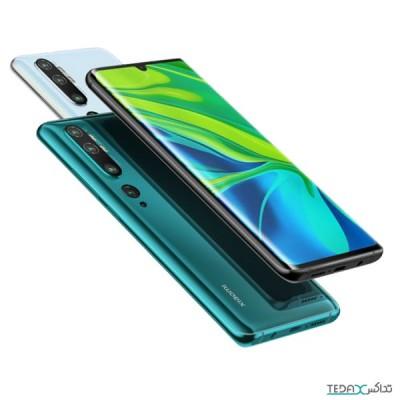 گوشی موبایل شیائومی مدل می نوت 10 - ظرفیت 128 گیگابایت نسخه گلوبال - Xiaomi Note 10 128G / 6G RAM Mobile phone