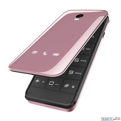 گوشی موبایل بلو مدل Diva Flip T390 دو سیم کارت