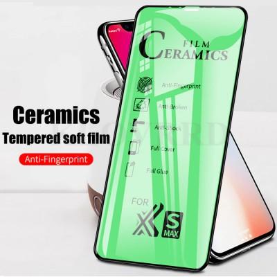 محافظ صفحه نمایش فول گلس سرامیک مناسب برای آیفون ایکس