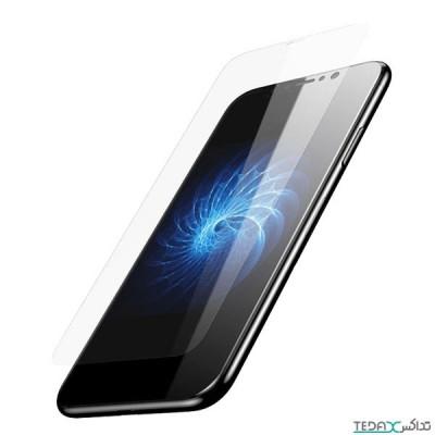 محافظ صفحه نمایش فول گلس بیسوس مناسب آیفون ایکس / ایکس اس مدل Full-glass