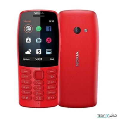 گوشی موبایل نوکیا n 210 مدل - Nokia N210