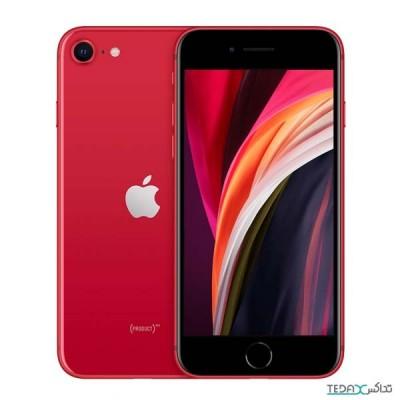 گوشی موبایل اپل آیفون اس ای - ظرفیت 128 گیگابایت