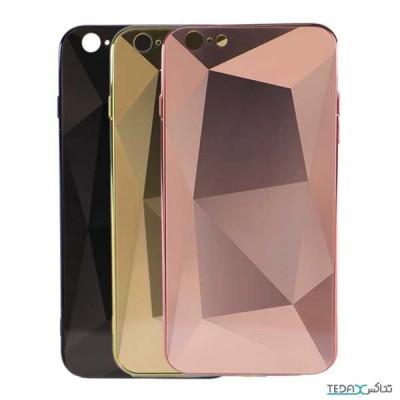 کاور 3 بعدی طرح الماس مناسب برای گوشی آیفون 6 پلاس