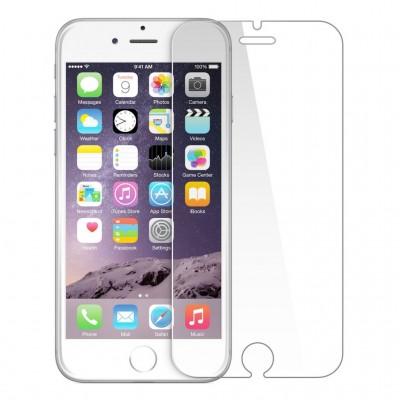 محافظ صفحه نمایش گلس مناسب آیفون 6 پلاس و 6 اس پلاس مدل 0.3 میلی متر
