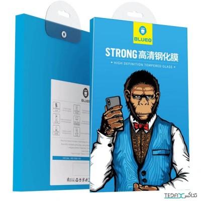 محافظ صفحه نمایش بلو مناسب برای آیفون 11 پرو مکس مدل Strong