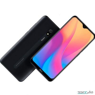 گوشی موبایل شیائومی مدل ردمی 8 آ - ظرفیت 32 گیگابایت نسخه گلوبال