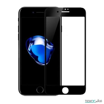 محافظ صفحه نمایش فول گلس مناسب برای آیفون 7 برند کوکو