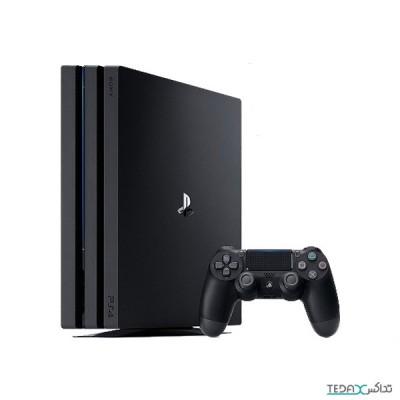 کنسول بازی سونی مدل Playstation 4 Pro ریجن 1  مدل CUH-7215B ظرفیت 1 ترابایت
