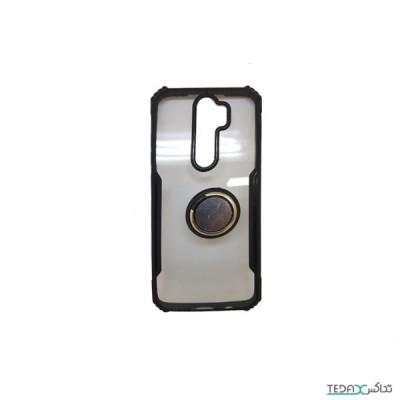 کاور مگنتی همراه گیره آهنی آیپکی مناسب برای شیائومی نوت 8 پرو