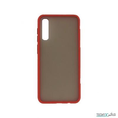 کاور پشت مات دور رنگ مناسب برای گوشی موبایل سامسونگ گلکسی آ50 اس