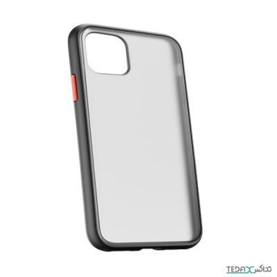 کاور پشت مات مناسب برای گوشی موبایل آیفون 12 پرومکس