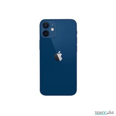 گوشی موبایل اپل آیفون 12 دو سیم کارت ZAA - ظرفیت 128 گیگابایت بدون رجیستر