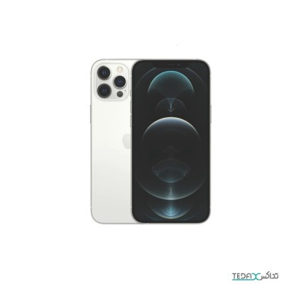 گوشی موبایل اپل آیفون ۱۲ پرو مکس دو سیم کارت ZAA –ظرفیت 256 گیگابایت بدون رجیستر