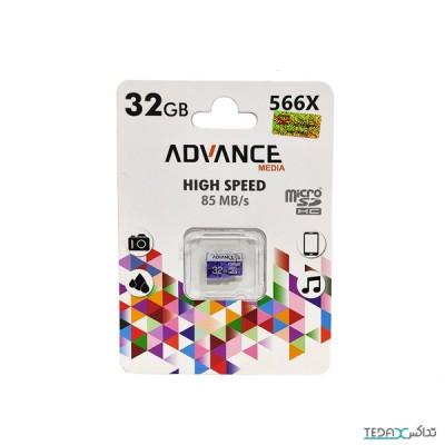 مموری ادونس مدل Memory Micro Advance 566X ظرفیت 32 گیگابایت