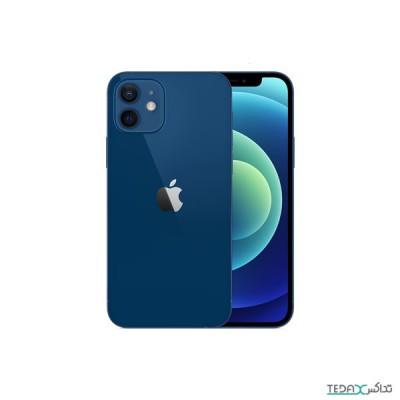 گوشی موبایل اپل آیفون 12 دو سیم کارت ZAA - ظرفیت 64 گیگابایت-رجیستر نشده
