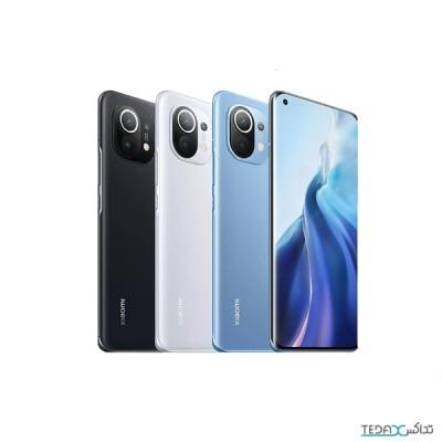 گوشی موبایل شیائومی مدل می 11-256 گیگابایت نسخه گلوبال