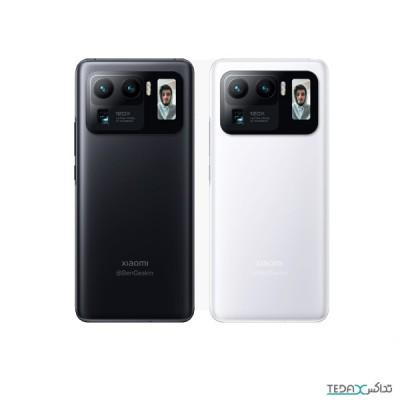 گوشی موبایل شیائومی می 11 آلترا با 12 گیگابایت حافظه رم - 5جی - 256 گیگابایت - دو سیم کارت