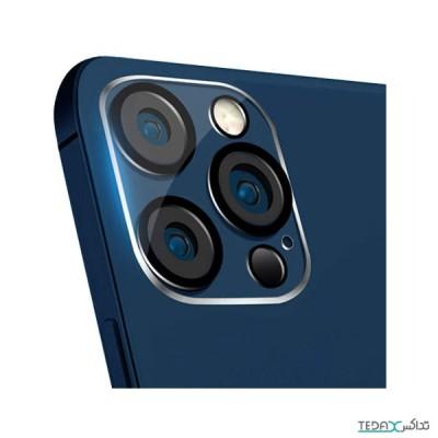 محافظ لنز دوربین آیفون 12 فول گلس