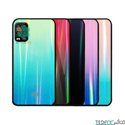 کاور لیزری رنگی مناسب برای گوشی موبایل شیائومی می 10 لایت