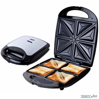 ساندویچ ساز و گریل دلمونتی DL570