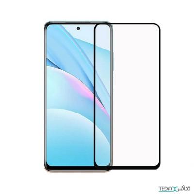 محافظ صفحه نمایش فول چسب مناسب برای گوشی شیائومی می 10تی/می 10 تی لایت