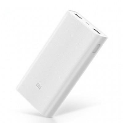 پاور بانک شیائومی ظرفیت 20000 میلی آمپر نسخه 2C - Xiaomi Mi Power bank 2C - 20000mAh Fast Charging