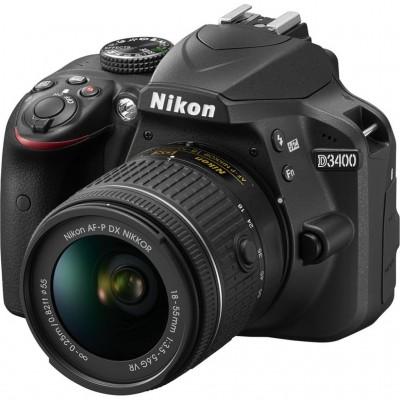 دوربین دیجیتال نیکون مدل D3400 به همراه لنز 18-55 میلی متر VR