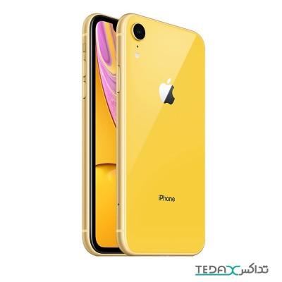 گوشی موبایل اپل آیفون ایکس آر - ظرفیت 64 گیگابایت