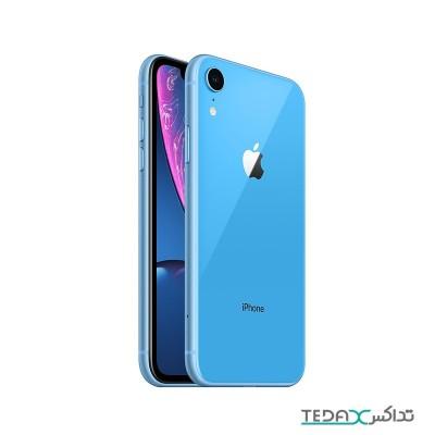 گوشی موبایل اپل آیفون ایکس آر - ظرفیت 128 گیگابایت