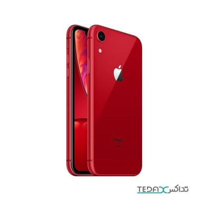 گوشی موبایل اپل آیفون ایکس آر - ظرفیت 256 گیگابایت