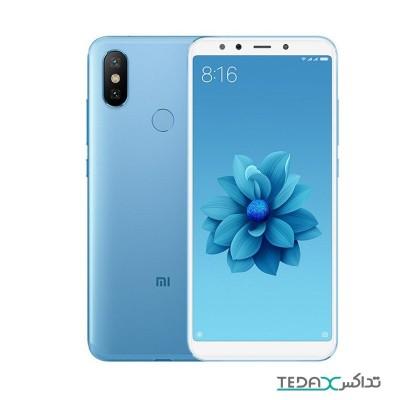 گوشی موبایل شیائومی مدل Mi A2 - ظرفیت 128 گیگابایت