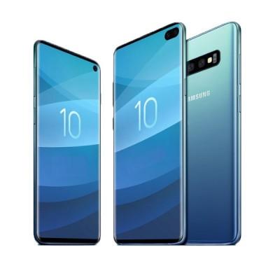 گوشی موبایل سامسونگ اس 10 پلاس - ظرفیت 128 گیگابایت
