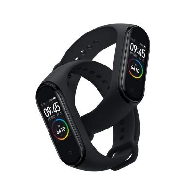 دستبند هوشمند شیائومی مدل می بند 4 نسخه گلوبال