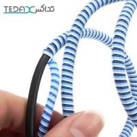 محافظ کابل و شارژر فنری - Cable Protector