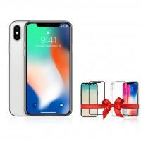 گوشی موبایل اپل آیفون ایکس - ظرفیت 64 گیگابایت + هدیه - Apple iphone X - 64GB-Bundle