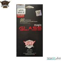 محافظ صفحه نمایش گلس نانو بوف مناسب برای آیفون ایکس و ایکس اس - Buff Nano Glass Screen Protector For Iphone X \ XS