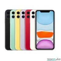 گوشی موبایل اپل آیفون 11 - ظرفیت 128 گیگابایت - Apple iphone 11 - 128GB