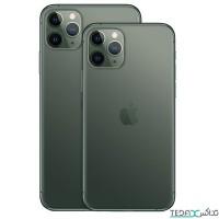 گوشی موبایل اپل آیفون 11 پرو مکس - ظرفیت 512 گیگابایت - Apple iphone 11 Pro Max - 512GB