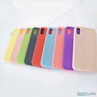 کاور سیلیکونی مناسب برای آیفون ایکس اس مکس مدل توری - silicone case for iphone XS Max