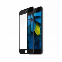 محافظ صفحه نمایش فول گلس  J.C.COMM مناسب برای آیفون 7 پلاس و 8 پلاس - J.C.COMM Full Glass Screen Protector For Apple iPhone 7/8 Plus