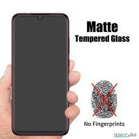 محافظ صفحه نمایش فول گلس مدل مات مناسب برای شیائومی ردمی نوت 8